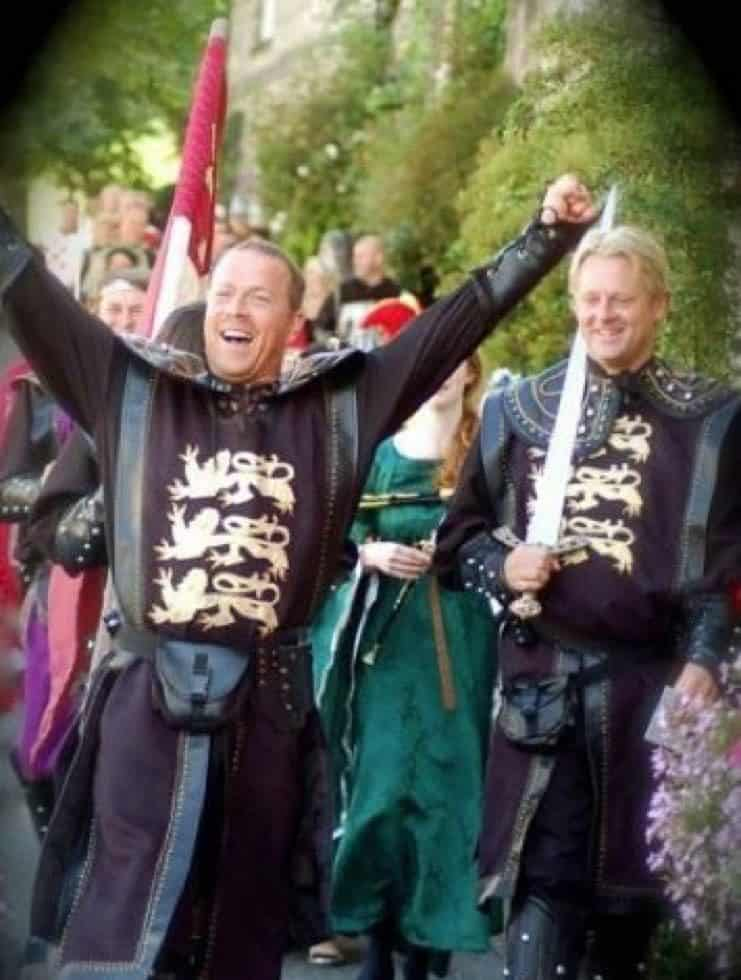 Book our Medieval Themed Banquet for private events in London & the UK.