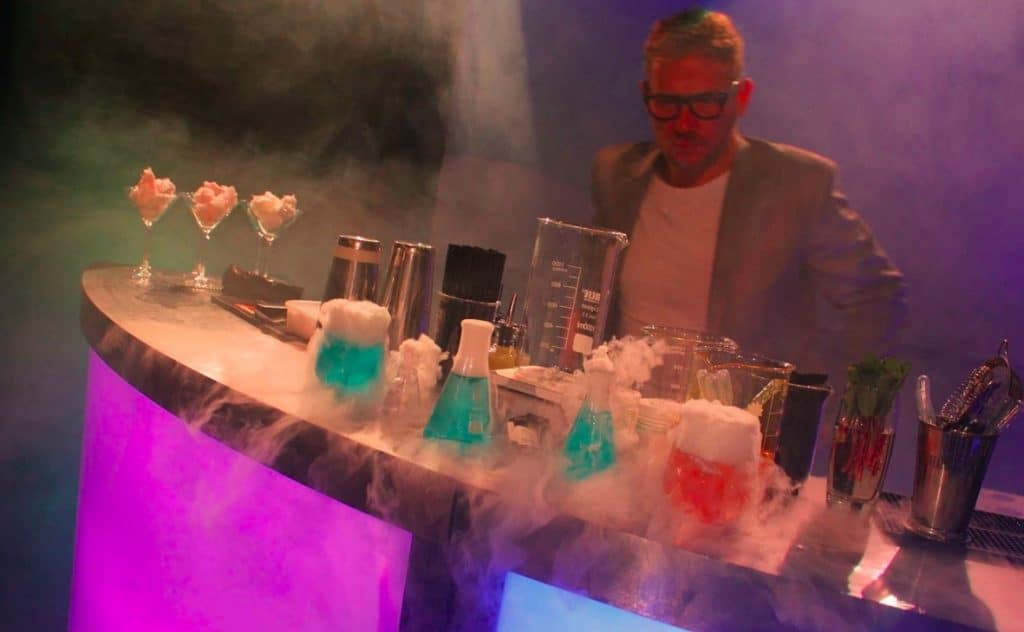 Mobile bars available to hire for product launches in London and the UK