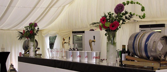 Hire our mobile vintage bar for your product launch in the UK & London.