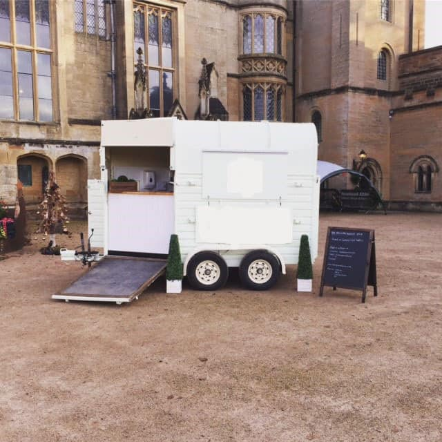 Hire our authentic Belgian waffles mobile catering service for your UK based corporate event.