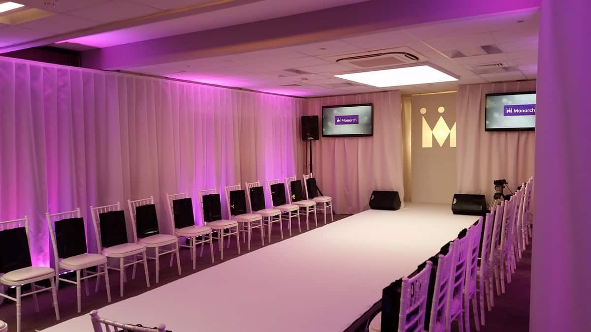 Product launch entertainment available to hire in London and the UK