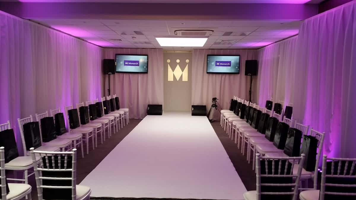 Hire fashion show management for fashion shows in London and the UK