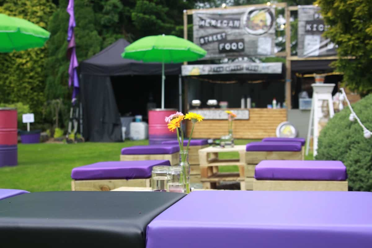book our hippie themed event production in London and the UK