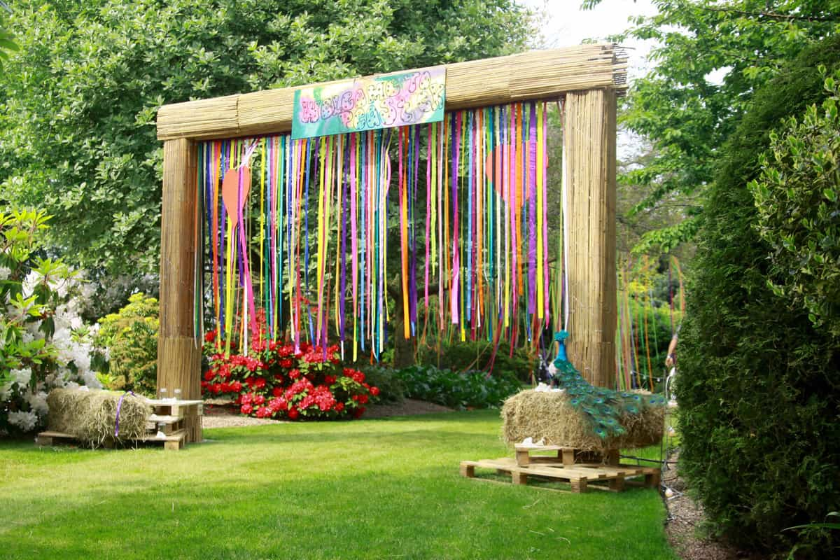 Festival themed private party in London and the UK