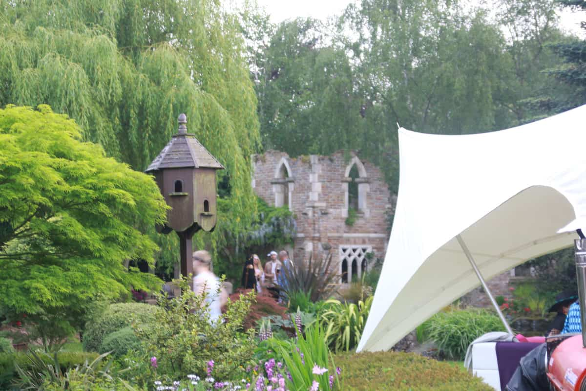 Hire premium marquees for corporate events in London and the UK