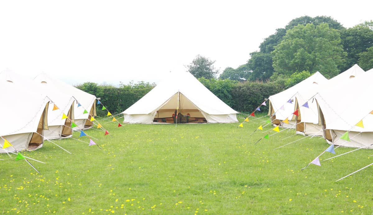 Bespoke marquee hire for birthday parties in london and the UK