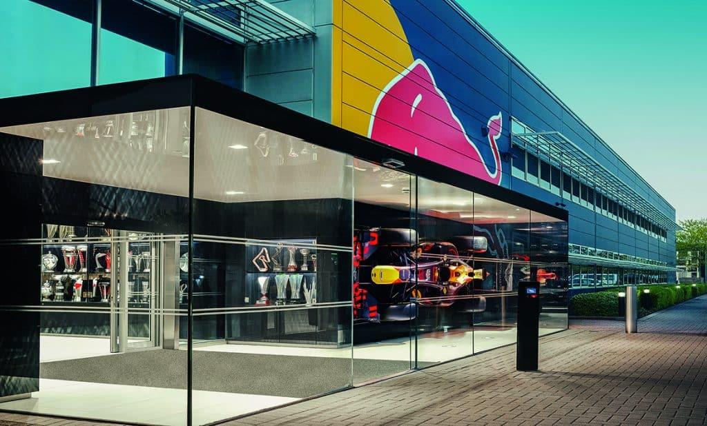 Red Bull MK7 venue in Milton Keynes.