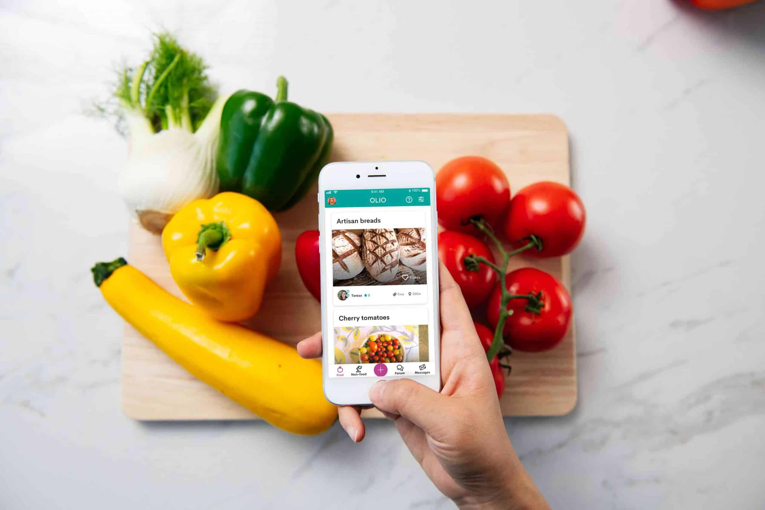 OLIO is an app that enables users to reduce their food waste by donating it to local food banks. We are the first event management company to apply this to the events industry.