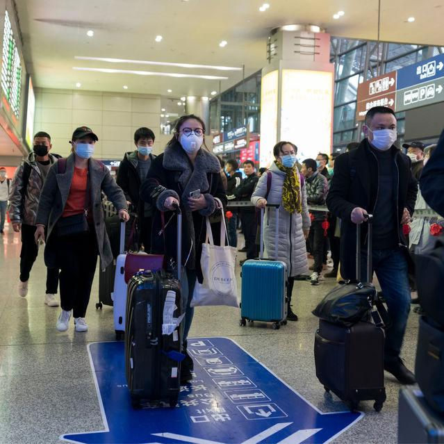 How Covid-19 is affecting travel, business and economy.