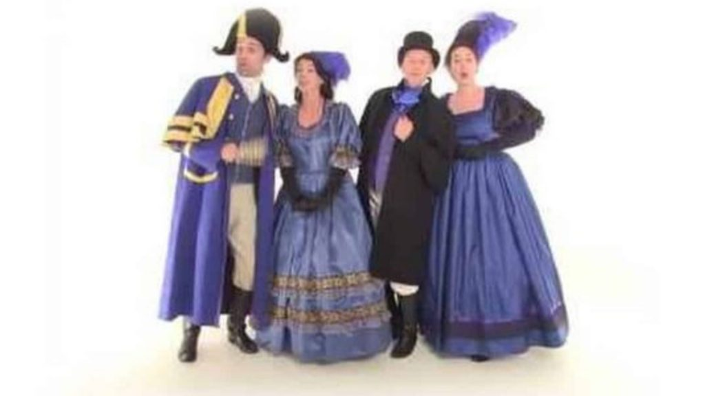 Victorian Themed Christmas Carol Singers for Hire in the UK. Our Carol Singers are available to perform at Christmas Events around the World.