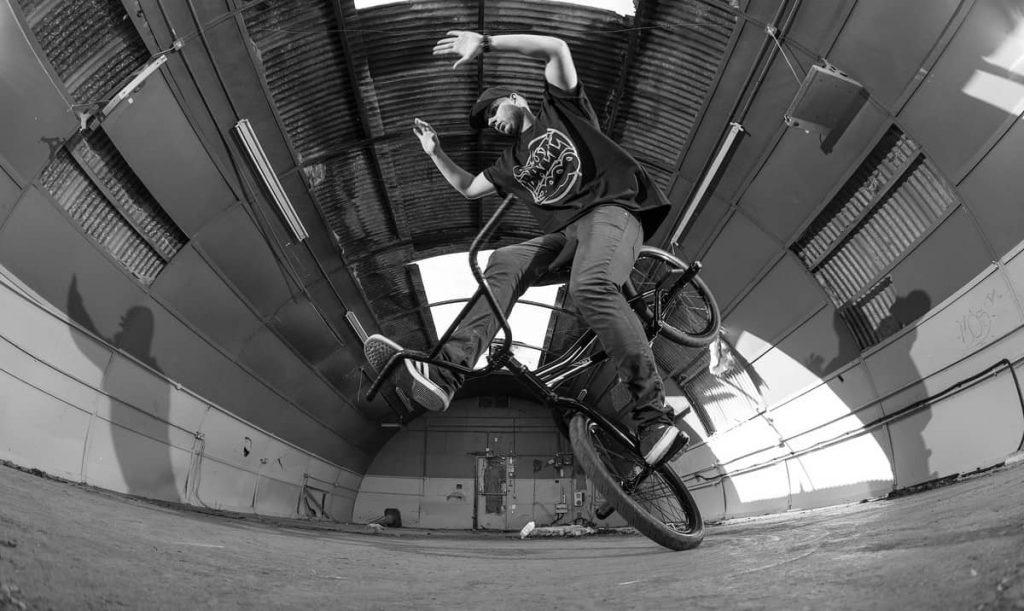 BMX Freestyle Show being performed at a public event in the UK. We have a wide range of BMX Freestylers and BMX shows available to book for events across the UK.