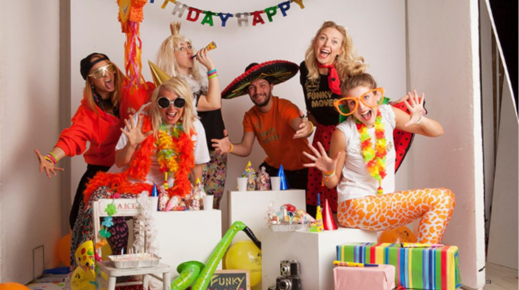 Book entertainment for your child's party to make it extra special and memorable