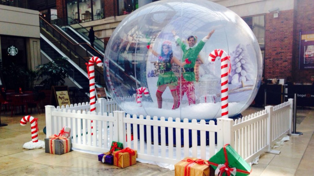 Book our Christmas Grottos for your Shopping Centre to make your seasonal spirit extra strong these upcoming Holidays!