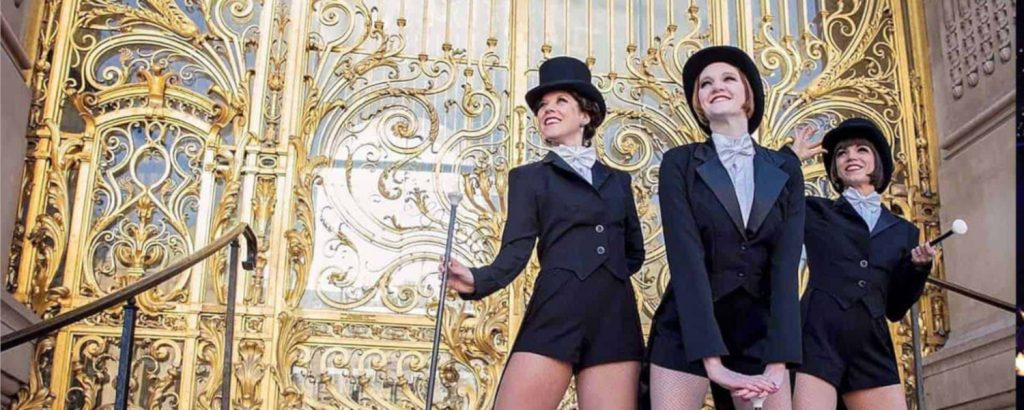 Book our 1920 Gatsby girl dancers to perform at your 1920s inspired event. Available to hire London UK