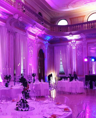 We provided full Gala Dinner Event Management for Signature Flights Gala Dinner in Venice