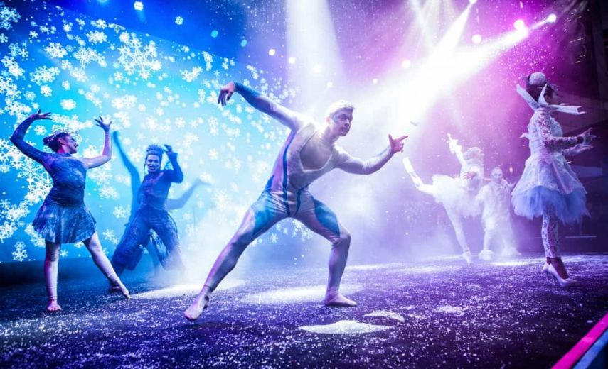 Winter Wonderland circus Shows and Productions for hire Globally