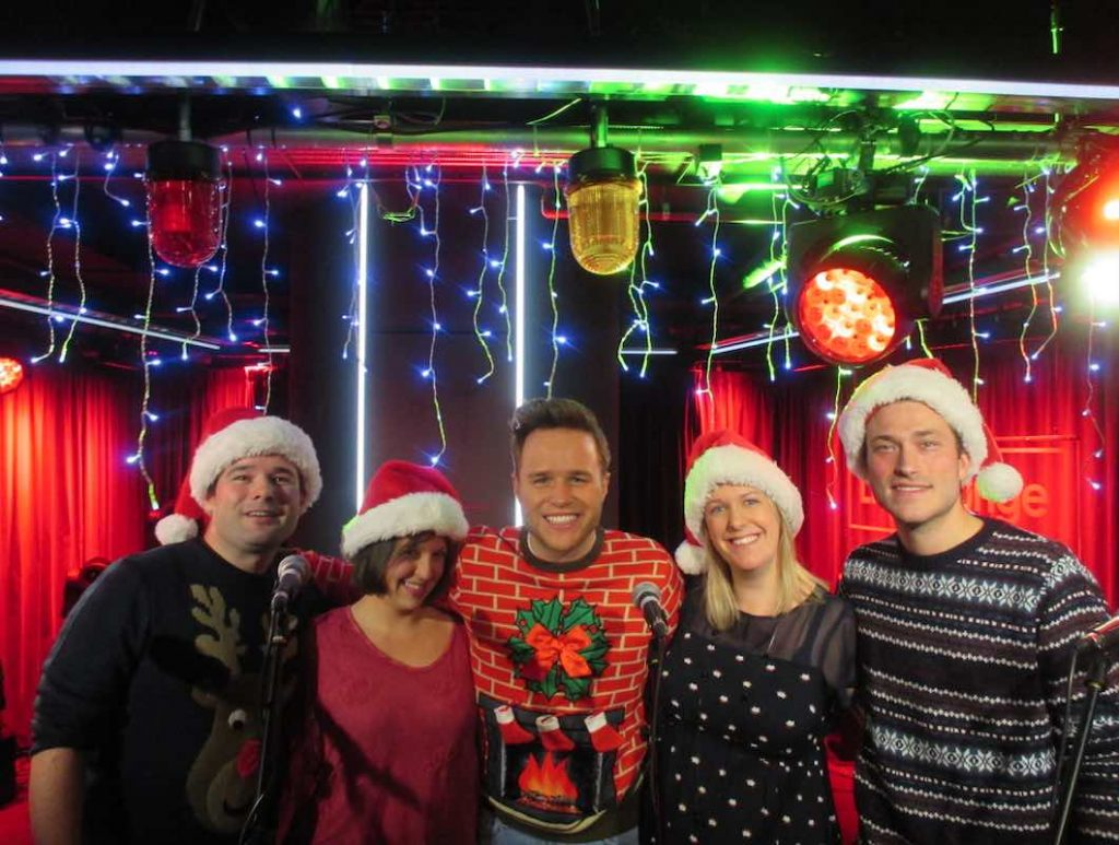 Virtual entertainment ideas live performing carol singers available to book for your virtual Christmas party or event