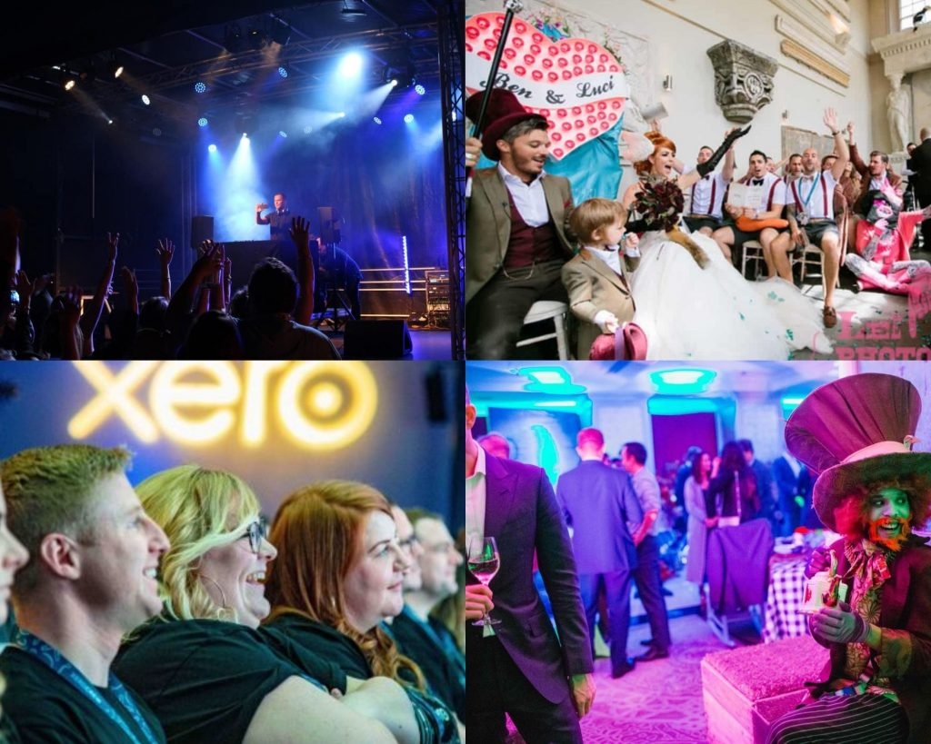 A compilation of live events we ran in 2019 and look forward to running again safely in 2021